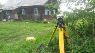 Межевание садового участка