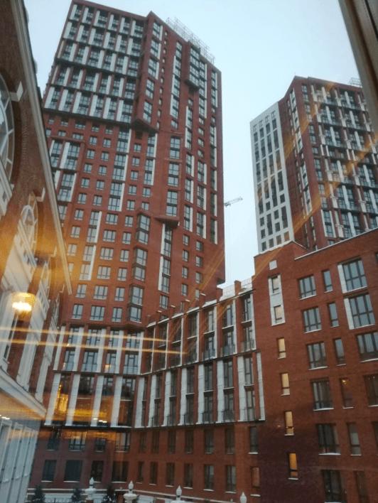 техническое описание на квартиру в Москве