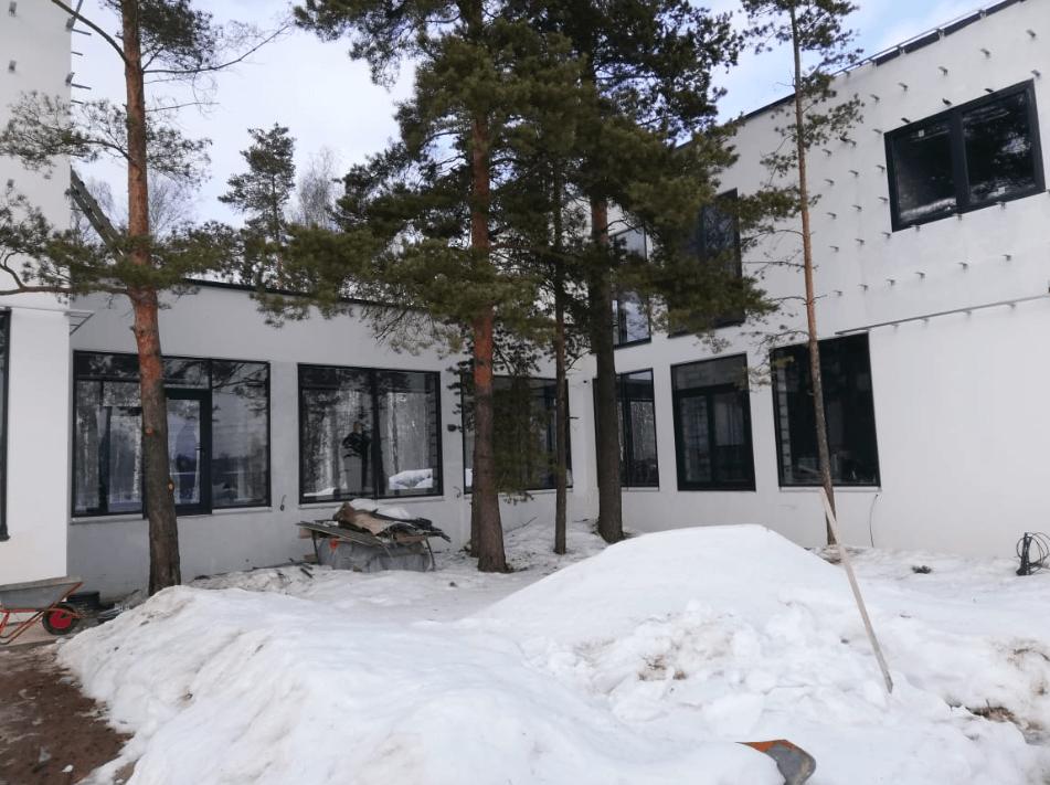 техплан котеджный городок Колонтаево клаб, Ногинский район